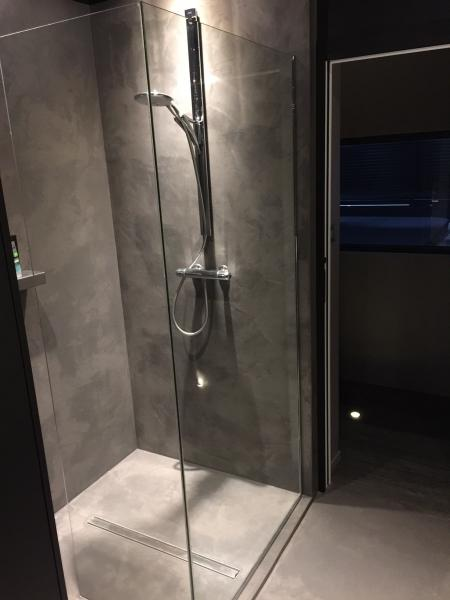 Béton Color Design : Salle de bain béton ciré